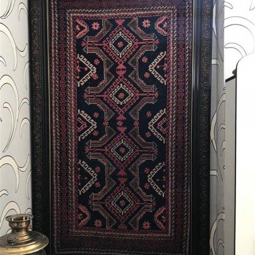 قالیچه عتیقه مخصوص سفره خانه و رستوران سنتی