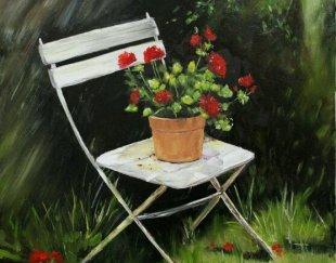 تابلوی نقاشی رنگ و روغن