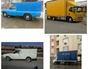 شرکت باربری تخصصی حمل ونقل اثاثیه منزل باکارگران مجرب
