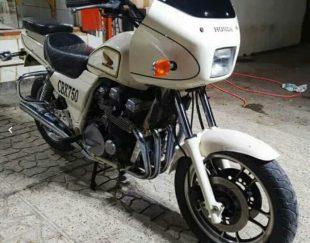 موتورcbx750 تروتمیز