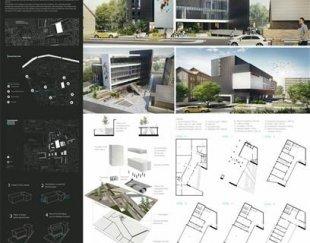 انجام پروژه های معماری،ارائه تری دی به کارفرمایان و مهندسان