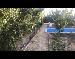 یک قطقه زمین به متراژ ٣٣٠ متر در فیروزبهرام