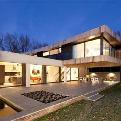 طراحی معماری و نقشه سازه -اجرای ویلا و ساختمان (شرایط ویژه)