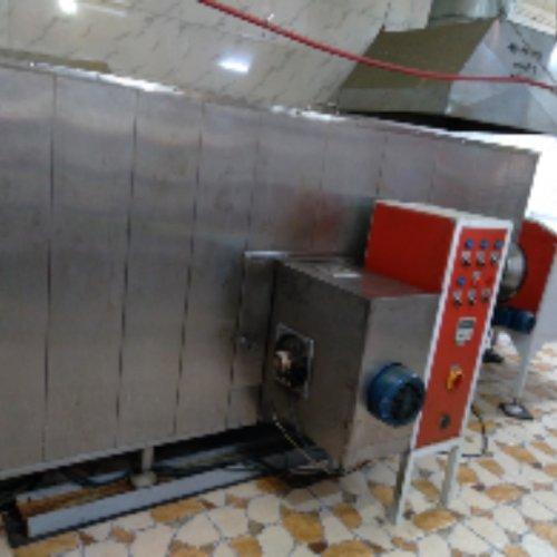 فروش تولید پاپکورن صنعتی وبسته بندی ۲توزین