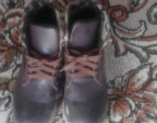 کفش قهوه ای زمستونی