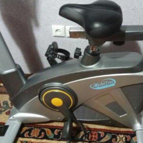 دوچرخه ثابت حرفه ای نو سیرجان
