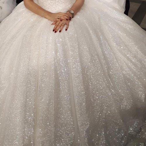 لباس عروس سایز ۳۶
