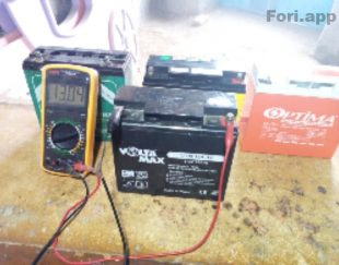 باتری ۱۲ولت ۱۸ آمپر موتور برقی
