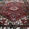 چهارتخته فرش دست بافت تبریزدریک نقشه