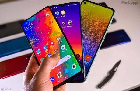 قیمت روز گوشی موبایل ۲۴ مرداد