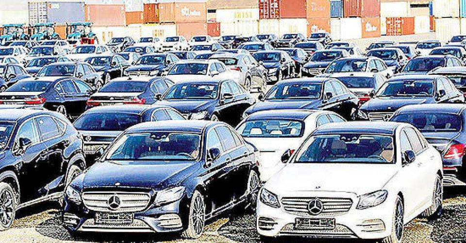 واردات خودرو آزاد میشود